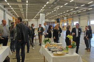 HSB Living LAB - Invigning och mingel