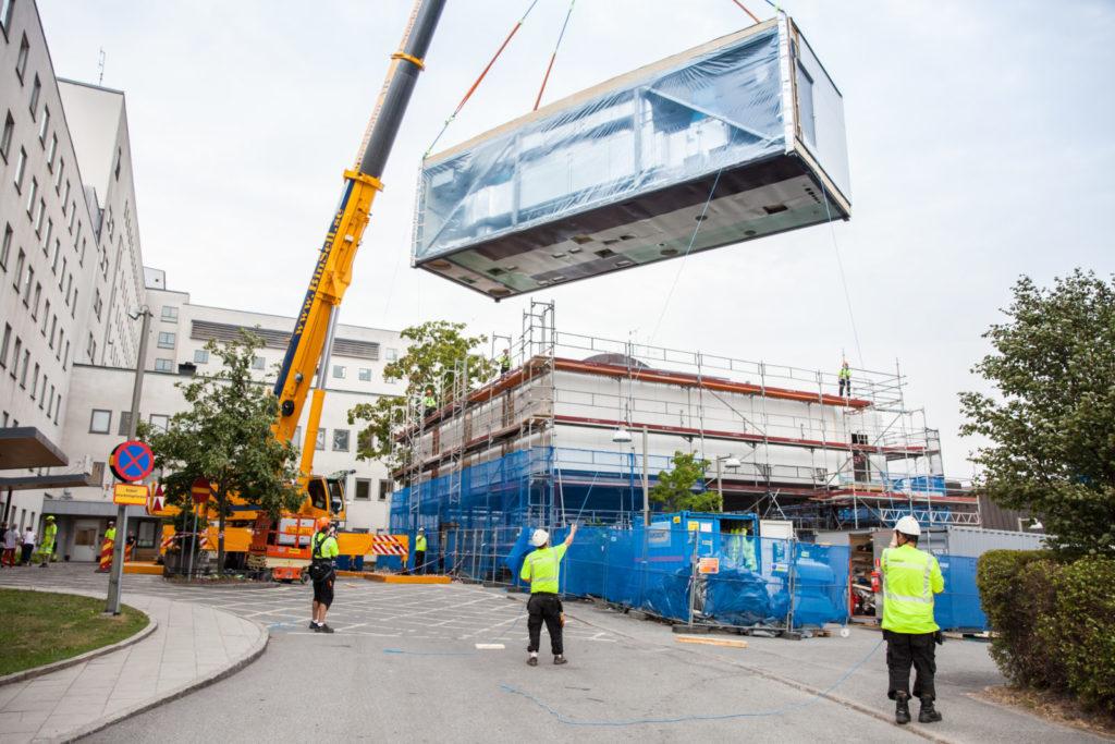Södersjukhuset - Swedish Modules