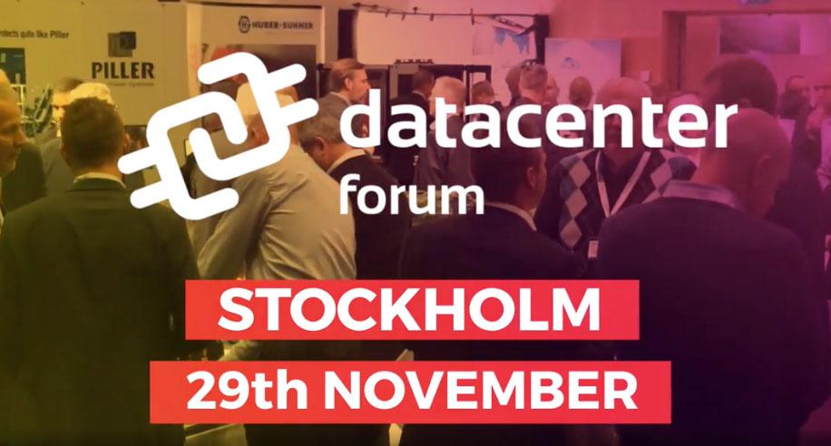 Datacenter Forum 2018