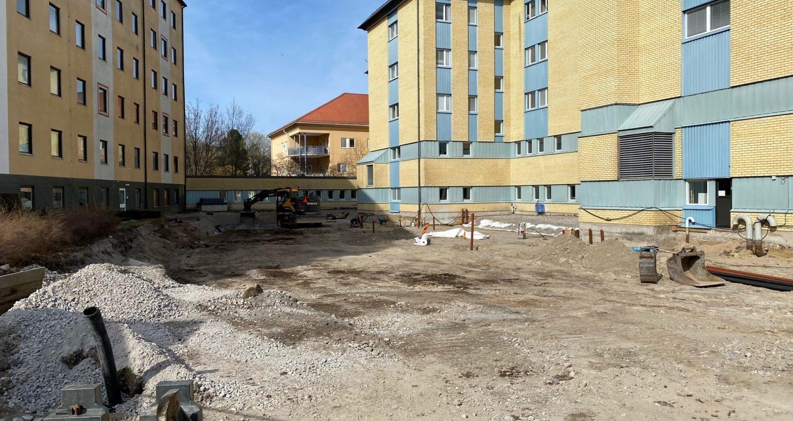 Bygge hudiksvall sjukhus